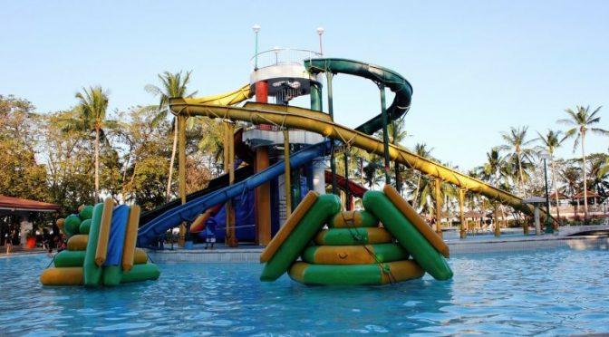 Labersa Waterpark, Pilihan Wisata Tepat di Pekanbaru